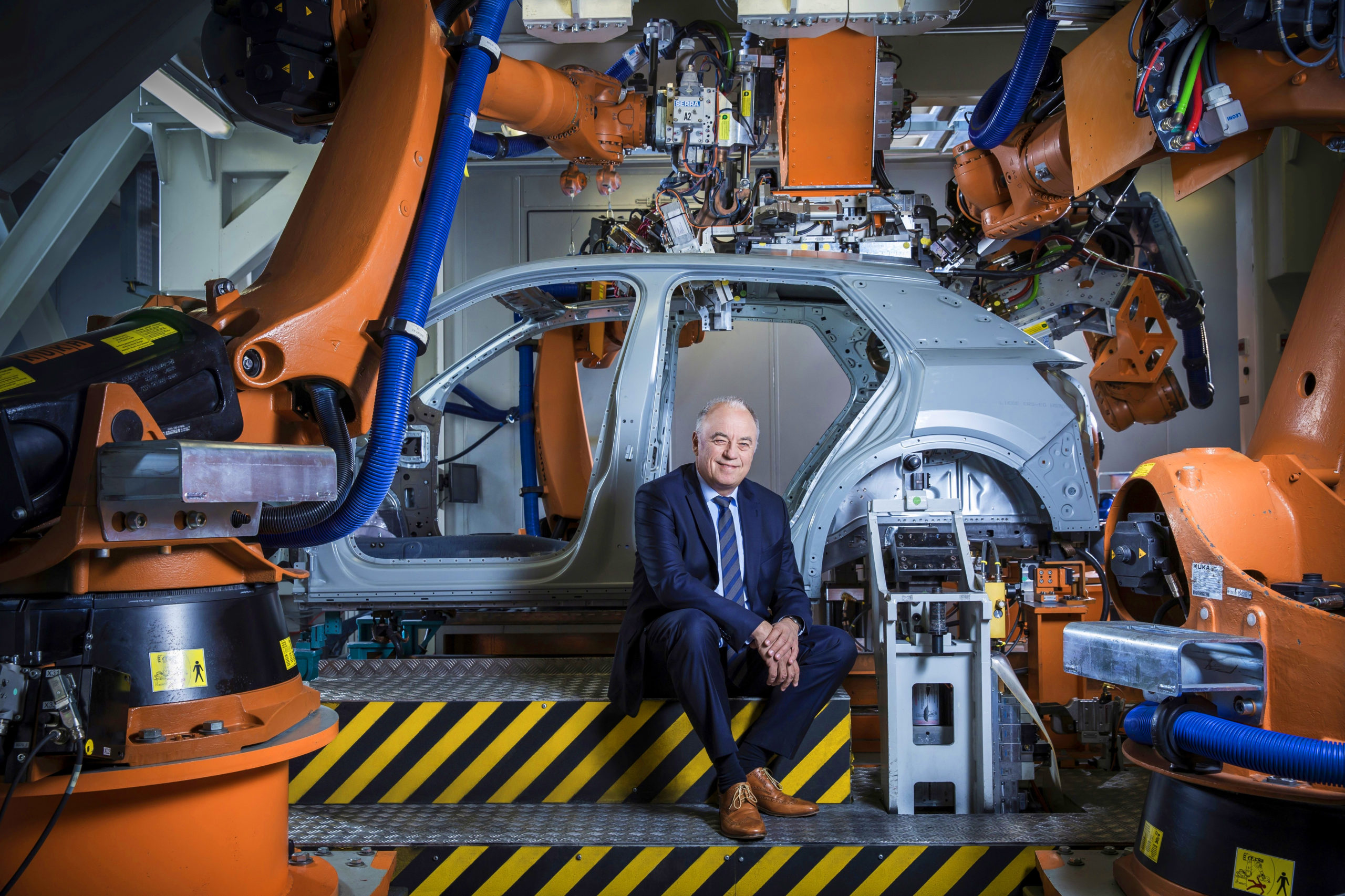 """We pulverized our complete organization"": With the reorganization of production – project ""P"" – Production Board Member Peter Kössler and his team, together with Porsche Consulting, achieved the largest transformation in the history of Audi."