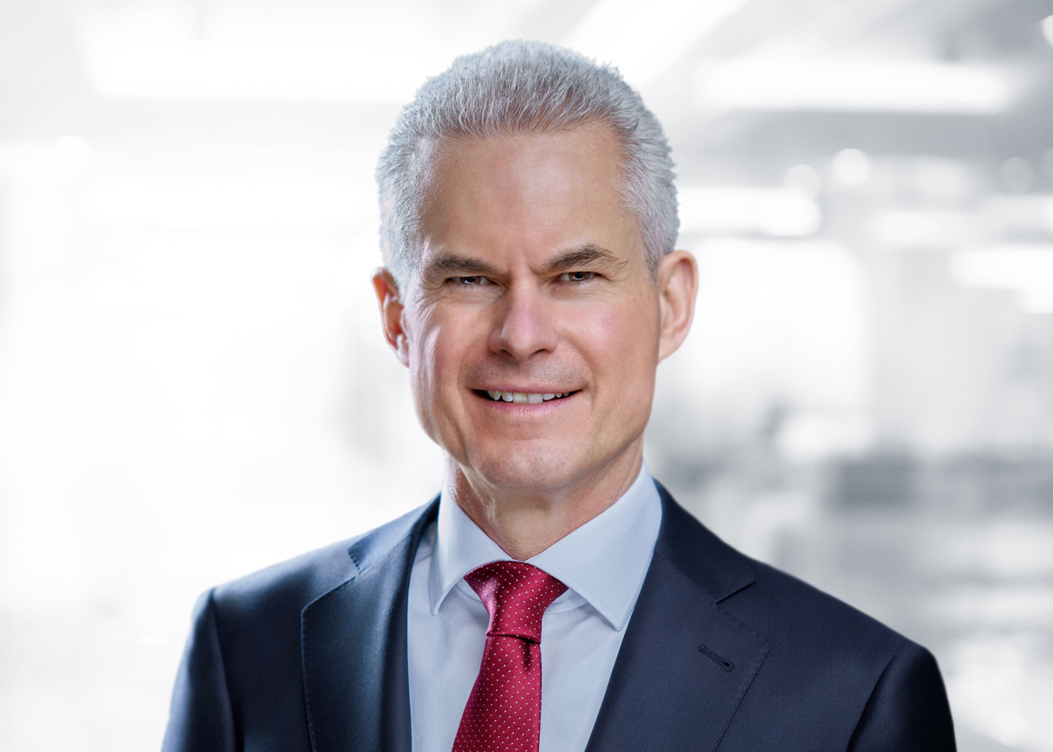 Eberhard Weiblen, CEO, Porsche Consulting