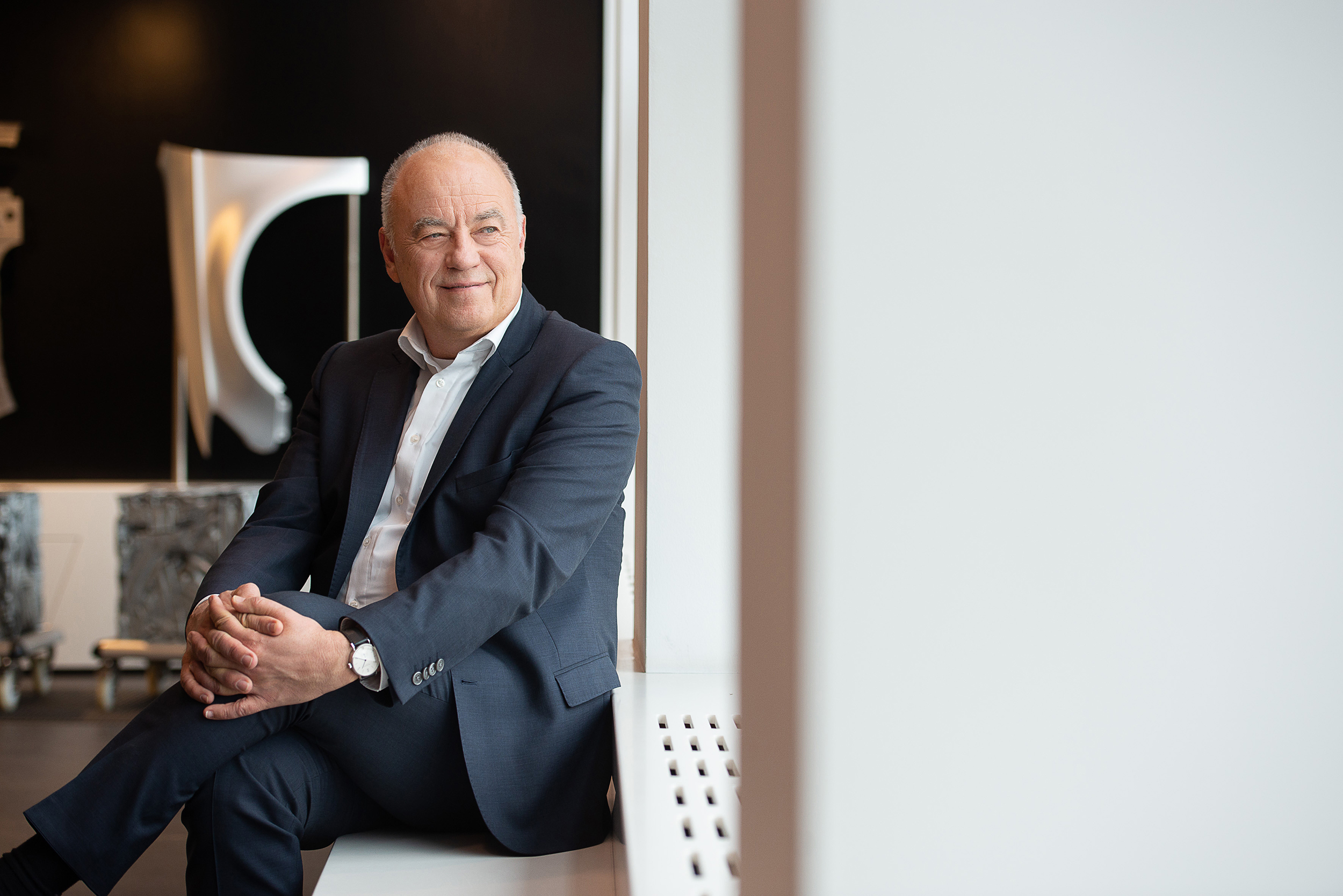 Peter Kössler, Board Member in charge of production, Audi AG